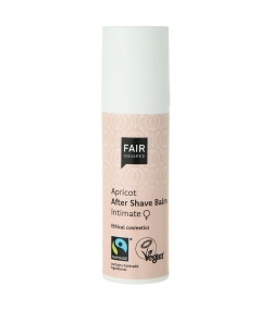 Baume après-rasage intime BIO abricot - 30ml - Fair Squared