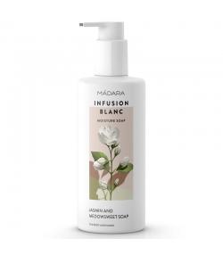 Savon liquide mains & corps BIO infusion blanc jasmin & reine des prés - 300ml - Mádara