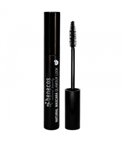 Mascara Glamour Look BIO Ultimate black - 8ml - Benecos