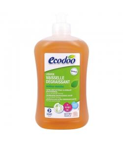 Ökologisches fettlösendes Geschirrspülmittel Minze - 500ml - Ecodoo