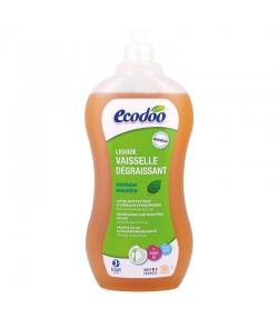 Liquide vaisselle dégraissant écologique menthe - 1l - Ecodoo