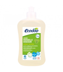 Ökologisches sanftes Geschirrspülmittel Verbene - 500ml - Ecodoo
