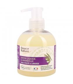 Savon liquide de Marseille naturel huile d'olive & lavande - 300ml - Douce Nature