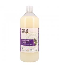 Natürliche Marseiller Flüssigseife Olivenöl & Lavendel - 1l - Douce Nature