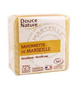 Savonnette de Marseille naturelle - 100g - Douce Nature
