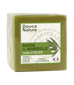 Natürliche Marseiller Seife Olivenöl - 300g - Douce Nature