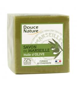 Natürliche Marseiller Seife Olivenöl - 600g - Douce Nature