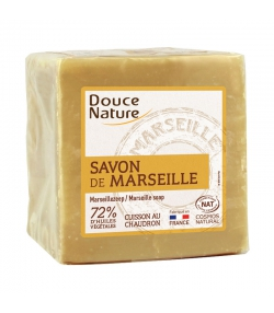 Savon de Marseille naturel - 300g - Douce Nature