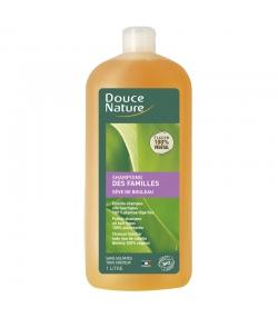 Shampooing des familles BIO sève de bouleau - 1l - Douce Nature
