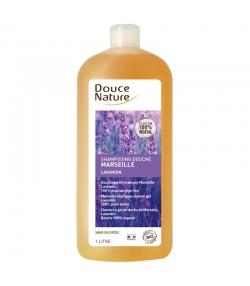 Shampooing douche Marseille BIO lavandin - 1l - Douce Nature