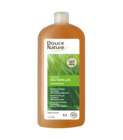 Douche des familles BIO lemongrass - 1l - Douce Nature