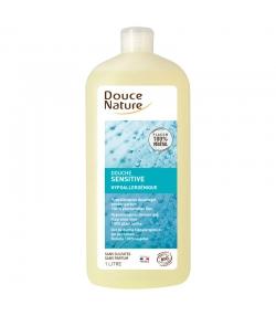 Douche sensitive hypoallergénique BIO sans parfum - 1l - Douce Nature
