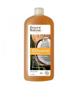 BIO-Duschgel Inselträume Kokosnuss - 1l - Douce Nature