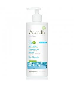 Gel lavant relaxant corps & cheveux bébé BIO eau thermale - 400ml - Acorelle