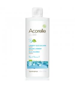 Beruhigendes BIO-Einreibemittel oleokalkhaltig Baby Olive & Vitamin E - 400ml - Acorelle