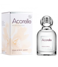 Beruhigendes BIO-Eau de Parfum Infusion de néroli - 50ml - Acorelle