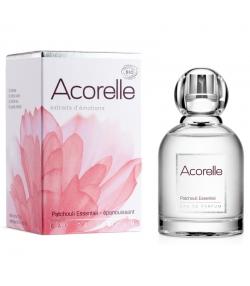 Eau de parfum épanouissante BIO patchouli essentiel - 50ml - Acorelle