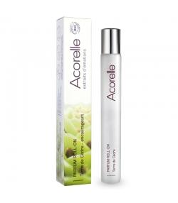 Parfum roll-on encourageant BIO terre de cèdre - 10ml - Acorelle