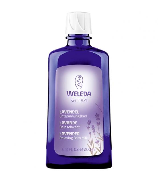 BIO-Entspannungsbad Lavendel - 200ml - Weleda