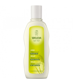 Shampooing soin BIO millet – 190ml – Weleda