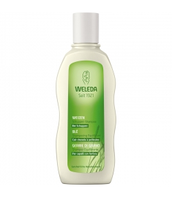 Shampooing équilibrant BIO blé – 190ml – Weleda