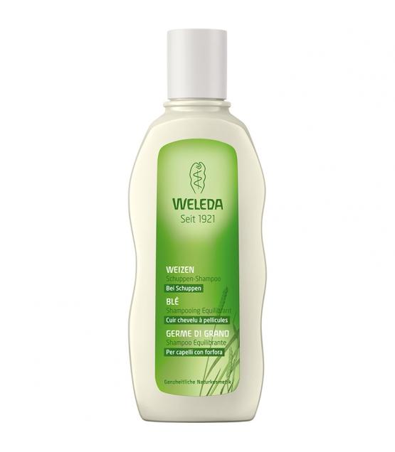 Shampooing équilibrant BIO blé – 190ml – Weleda