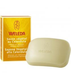 Savon végétal bébé BIO calendula – 100g – Weleda