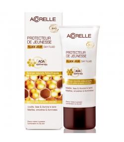 BIO-Tagesfluid zur Erhaltung der Jugendlichkeit der Haut Pollen & Propolis - 50ml - Acorelle