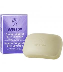 BIO-Pflanzenseife Lavendel – 100g – Weleda