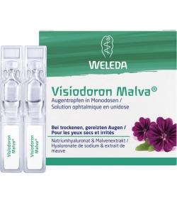 Augentropfen in Monodosen Visiodoron Malva - 20x0,4ml - Weleda