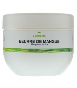 Beurre de mangue naturel - 200g - Aromadis