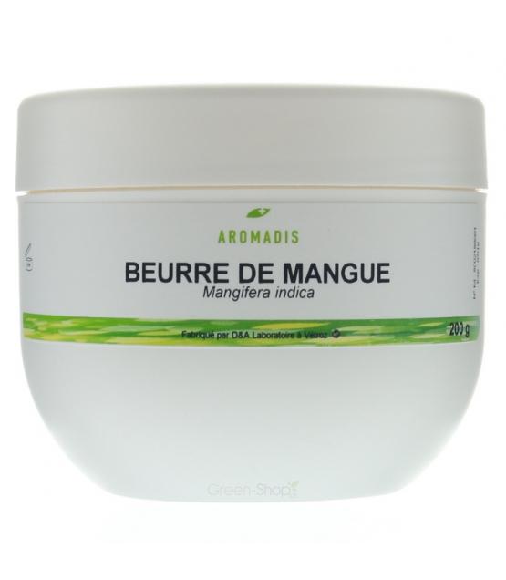 Natürliche Mangobutter - 200g - Aromadis