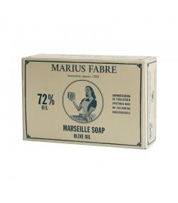 Geschenkset mit 6 Marseiller Seifen mit Olivenöl - 6x400g - Marius Fabre Nature