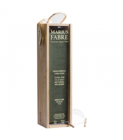 Grüne Marseiller Seife mit Olivenöl - 2,5kg - Marius Fabre Nature
