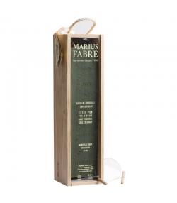 Savon de Marseille vert à l'huile d'olive - 2,5kg - Marius Fabre Nature