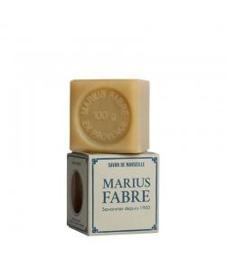 Savon de Marseille blanc pour le linge - 100g - Marius Fabre Nature