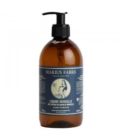 Liquide vaisselle aux copeaux de savon de Marseille sans parfum - 500ml - Marius Fabre Nature