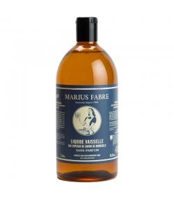 Liquide vaisselle aux copeaux de savon de Marseille sans parfum - 1l - Marius Fabre Nature