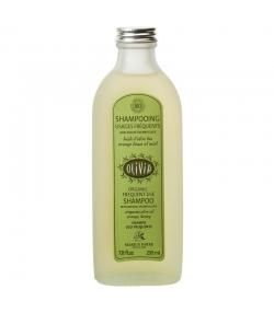 Shampooing usages fréquents BIO huile d'olive, orange douce & miel - 230ml - Marius Fabre Olivia