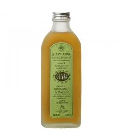 Shampooing antipelliculaire BIO huile de cade & feuilles d'olivier - 230ml - Marius Fabre Olivia