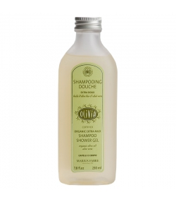 BIO-Dusch-Shampoo extra mild Olivenöl & Aloe Vera - 230ml - Marius Fabre Olivia