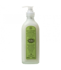 Lait corporel hydratant BIO huile d'olive & mandarine verte - 230ml - Marius Fabre Olivia