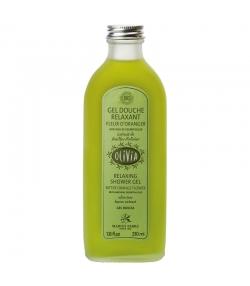 Gel douche relaxant BIO huile d'olive, fleur d'oranger & feuilles d'olivier - 230ml - Marius Fabre Olivia