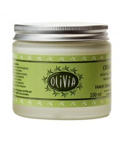 Crème hydratante BIO huile d'olive & beurre de karité - 100ml - Marius Fabre Olivia