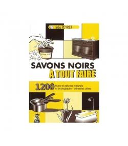"""Livre """"Savons noirs à tout faire"""" - Inès Peyret - Éditions du Dauphin"""