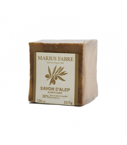 Alepposeife Oliven & 30% Lorbeer - 200g - Marius Fabre Alep