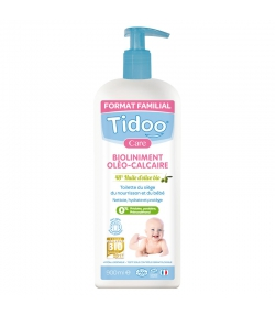 Baby Oleo-kalkhaltiges BIO-Balsam Olive - 900ml - Tidoo Care