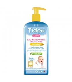 Eau nettoyante micellaire bébé BIO calendula - 500ml - Tidoo Care