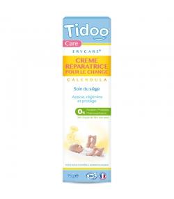 Crème réparatrice pour le change bébé BIO calendula - Erycare - 75g - Tidoo Care