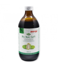 BIO-Noni-Saft - 500ml - Morga